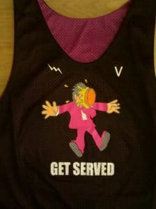 get served pinnies