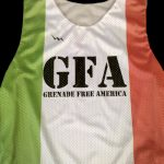 GFA Pinnies – Grenade Free America Pinnies – Italian Flag Pinnies – Oradell New Jersey Pinnies