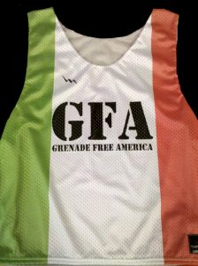 GFA Pinnies