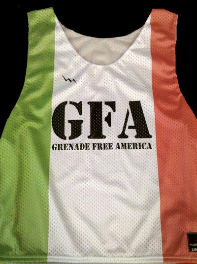gfa grenade free america pinnies