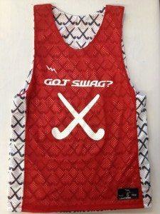 got swag field hockey pinnies