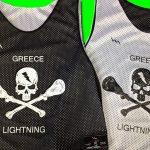 Lightning Reversible Jerseys