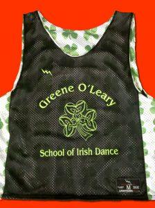 Dance Reversible Jerseys