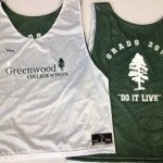 Greenwood College School Pinnies