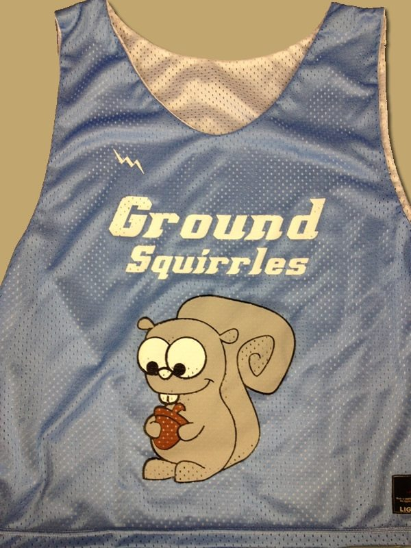 ground squirrels pinnies