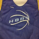 Royal Blue Basketball Pinnies