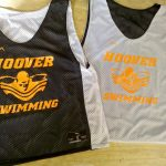 Black Swim Pinnies