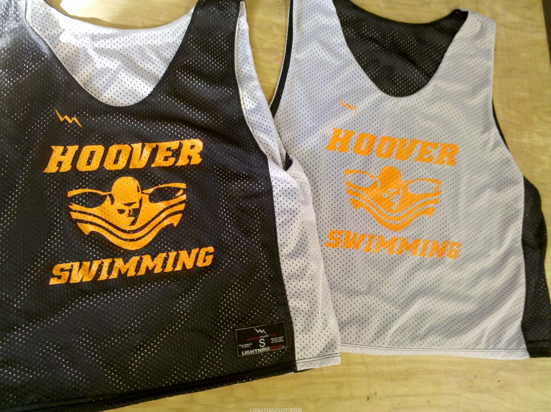 hoover swimming
