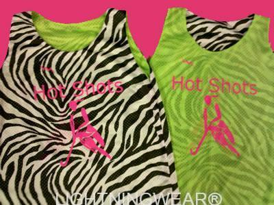 hot shots womens field hockey pinnies