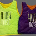 House Music Pinnies