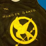 Hunger Games Pinnies