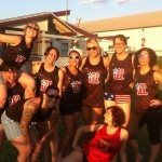 Roller Girl Pinnies
