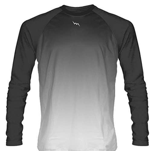 Charcoal-Gray-Long-Sleeve-Lacrosse-Shirts-B078PY9MWB