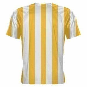 Gold-and-White-Striped-Soccer-Jerseys-Youth-Soccer-Shirts-Adult-Soccer-Shirts-B078NJTYQ3-2