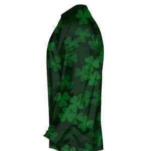 Ireland-Shirt-Long-Sleeve-repeat-Shamrock-Shirt-Long-Sleeved-Custom-Irish-Pride-Shirt-Repeating-Shamrocks-Shirt-B07891RFM1-4