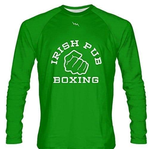 Irish-Pub-Boxing-Long-Sleeve-Shirt-Green-B0796Y9QBY