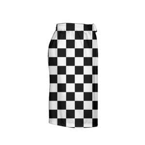 LightningWear-Black-Checker-Board-Shorts-Black-Checkerboard-Lacrosse-Shorts-Athletic-Shorts-B077XYZ1ZS-3