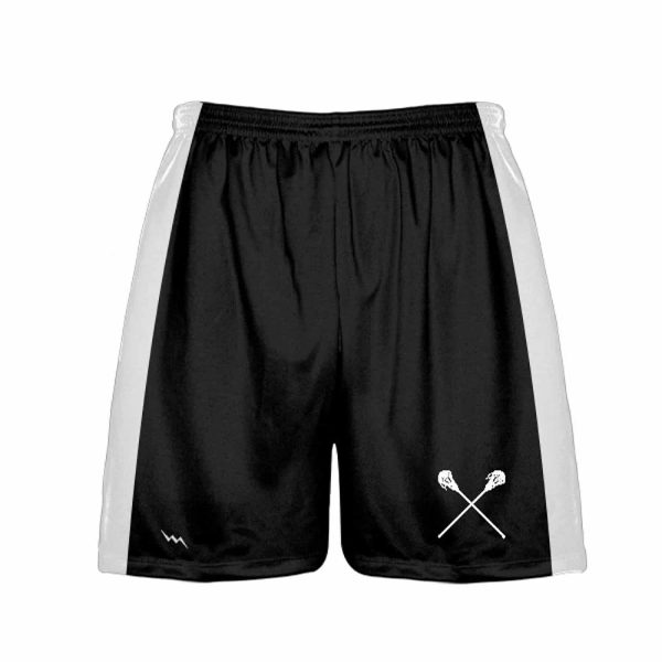 LightningWear-Black-Lacrosse-Shorts-Athletic-Shorts-Lax-Shorts-B077Y5XNHM