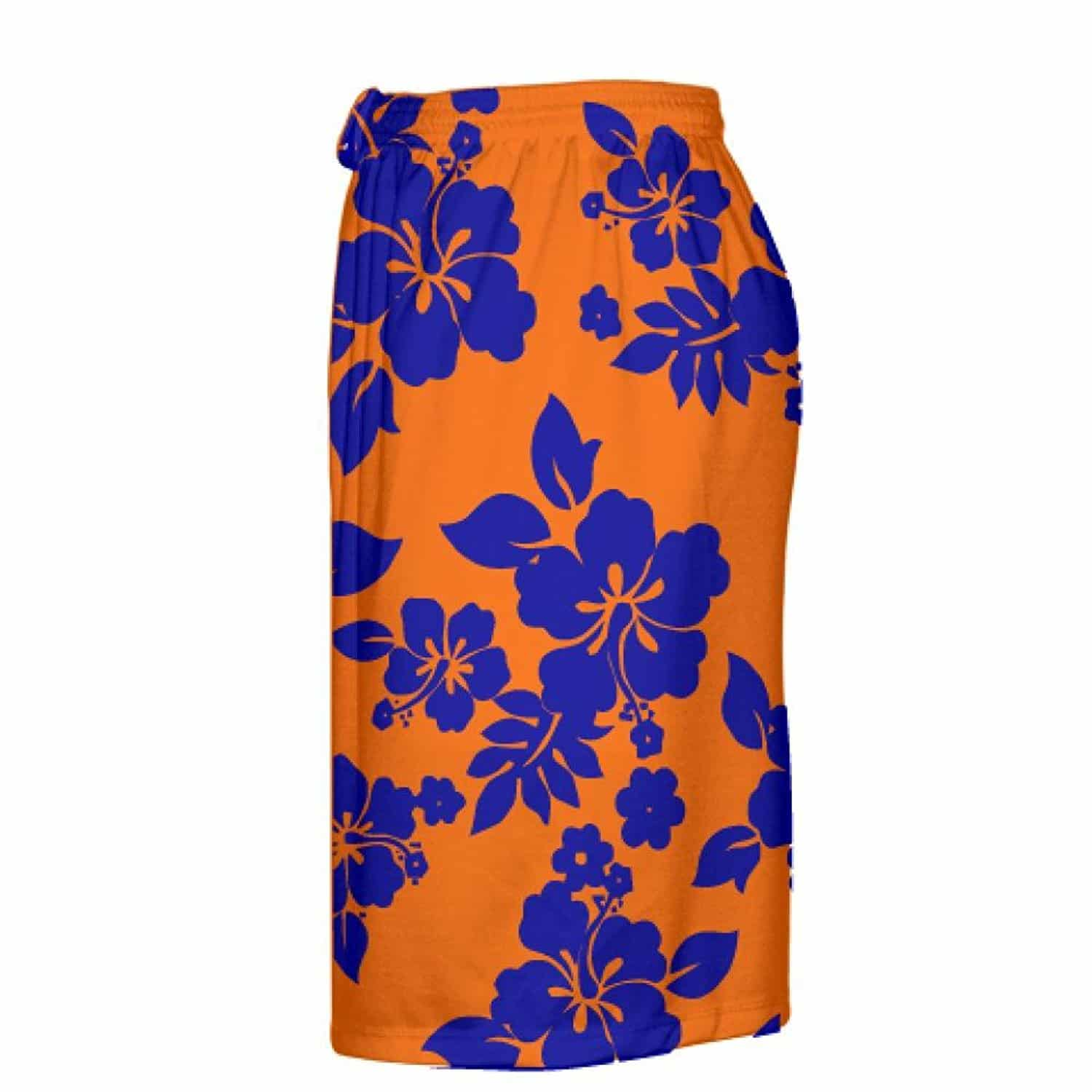 LightningWear-Blue-Orange-Hawaiian-Shorts-Accent-B0797BLZ82-3