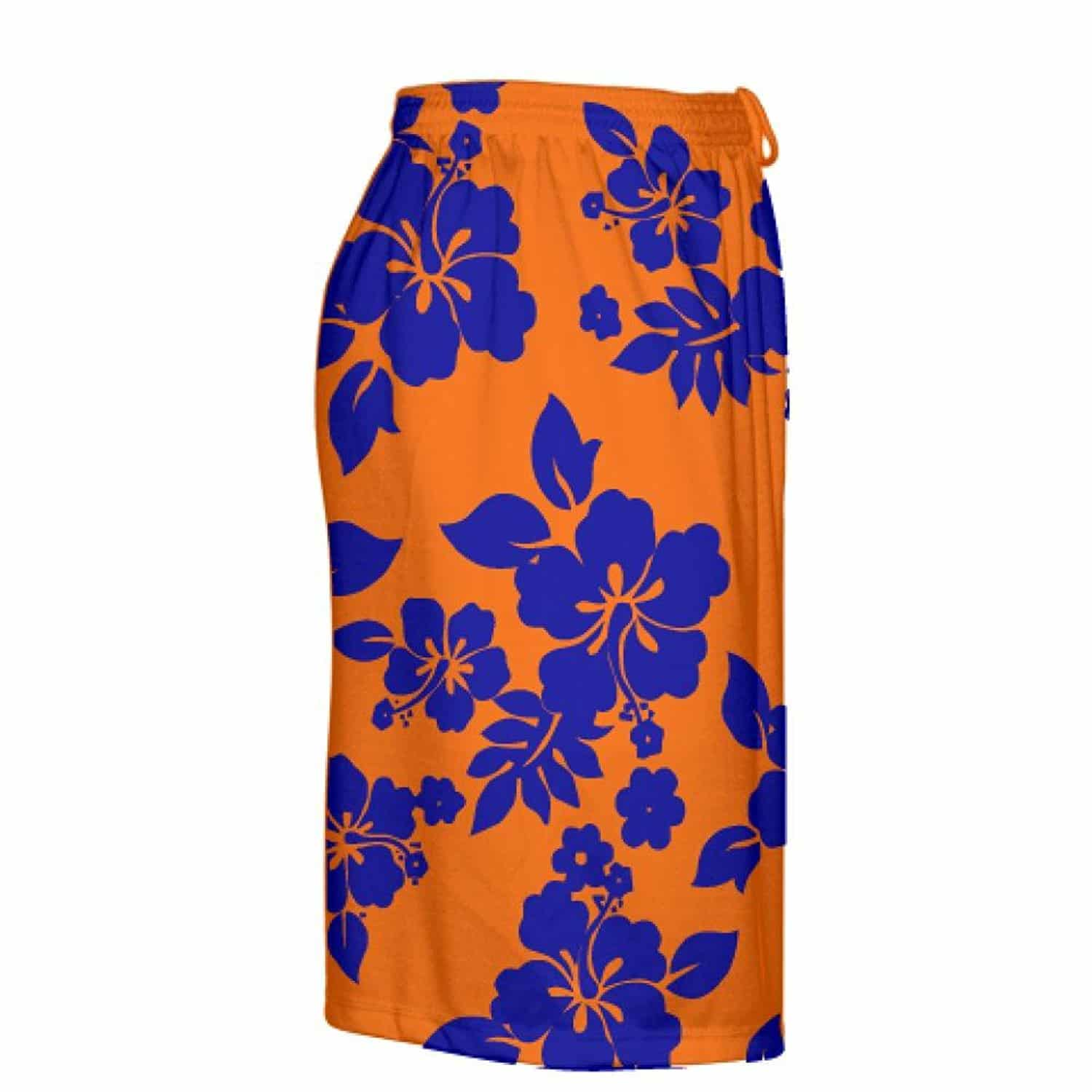 LightningWear-Blue-Orange-Hawaiian-Shorts-Accent-B0797BLZ82-4