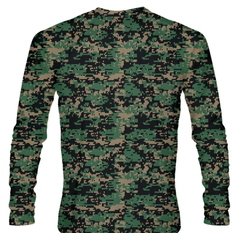 LightningWear-Camouflage-Marine-Corps-Long-Sleeve-Shirts-Gold-Logo-Marine-Shirts-B078Q31C9J-2