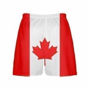LightningWear-Canada-Flag-Shorts-Athletic-Shorts-Canadian-Flag-Shorts-B0785SH1Y7-2