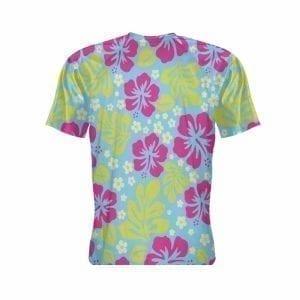 LightningWear Hawaiian Print Short Sleeve Shirt - Hawaiian Shirts - Hawaiian Print Shirts