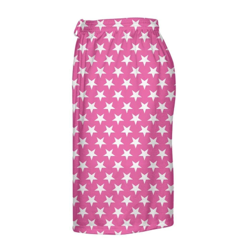 LightningWear-Hot-Pink-White-Stars-Shorts-Athletic-Shorts-Sublimated-Shorts-B078T715V6-3