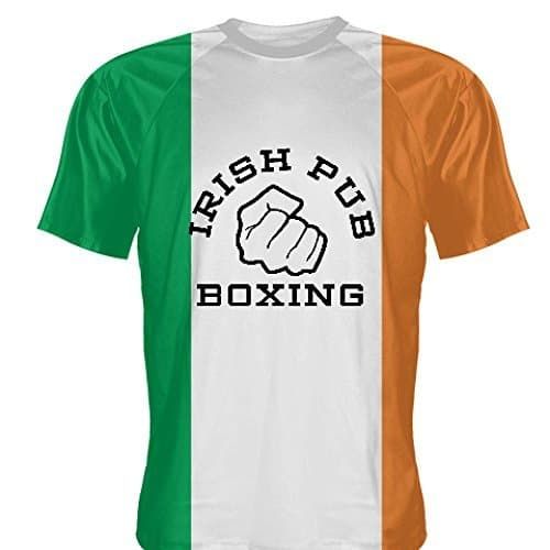 LightningWear-Irish-Pub-Boxing-T-Shirt-Irish-Flag-B0796X33L3