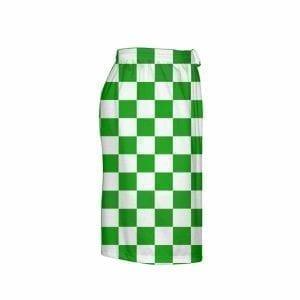 LightningWear-Kelly-Green-Checker-Board-Shorts-Green-Checkerboard-Lacrosse-Shorts-Athletic-Shorts-B077Y3WF45-3