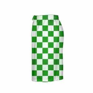 LightningWear-Kelly-Green-Checker-Board-Shorts-Green-Checkerboard-Lacrosse-Shorts-Athletic-Shorts-B077Y3WF45-4