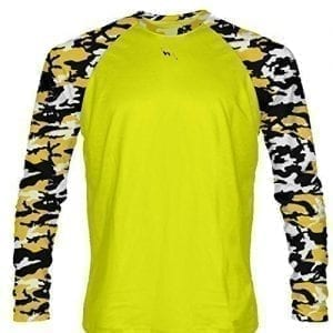 LightningWear-Long-Sleeve-Camouflage-Shirts-Yellow-Black-B078P17TZB