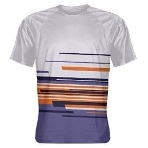 LightningWear Navy Abstract Shooting Shirts
