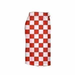 LightningWear-Red-Checker-Board-Shorts-Red-Checkerboard-Lacrosse-Shorts-Athletic-Shorts-B077XYRD78-3