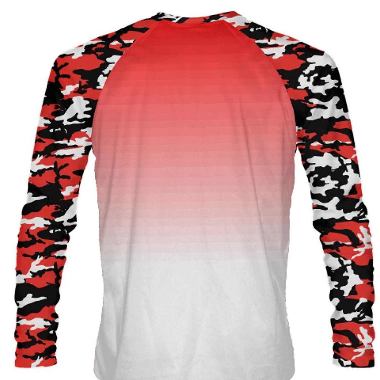 LightningWear-Red-Long-Sleeve-Camouflage-Shirts-Custom-B078P311KF-2