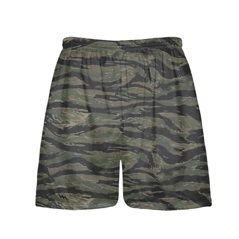 LightningWear-Tiger-Camouflage-Shorts-Athletic-Shorts-Tiger-Camo-Lacrosse-Shorts-B077Y8RVJH