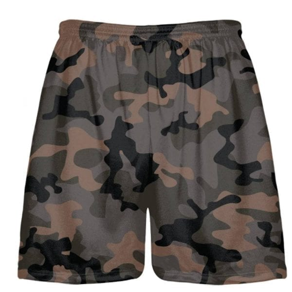 LightningWear Urban Camouflage Shorts - Camo Short