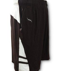 Mens-Athletic-Shorts-Adult-Extra-Large-Brown-Mens-Sports-Shorts-Basketball-Shorts-Lacrosse-Shorts-Gym-Shorts-B077G7YRQQ