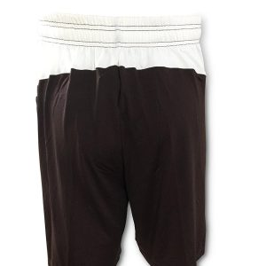 Mens-Athletic-Shorts-Adult-Extra-Large-Brown-Mens-Sports-Shorts-Basketball-Shorts-Lacrosse-Shorts-Gym-Shorts-B077G7YRQQ-4