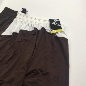 Mens-Athletic-Shorts-Adult-Extra-Large-Brown-Mens-Sports-Shorts-Basketball-Shorts-Lacrosse-Shorts-Gym-Shorts-B077G7YRQQ-5