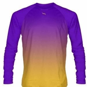 Purple-Gold-Fade-Ombre-Long-Sleeve-Shirts-Basketball-Long-Sleeve-Shirt-Adult-Youth-Purple-Gold-Basketball-Shirts-P-B0787NZXPL