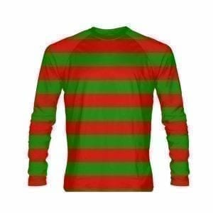 Striped Christmas Shirts