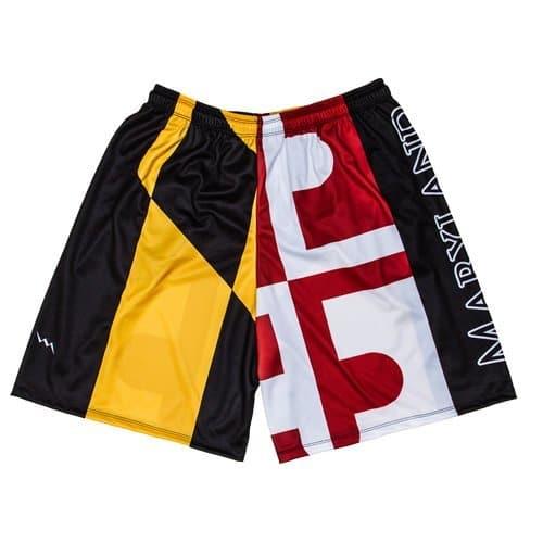 Variation-019372531180-of-LightningWear-Maryland-Flag-Shorts-MD-Flag-Shorts-B076X9PCCP-253249