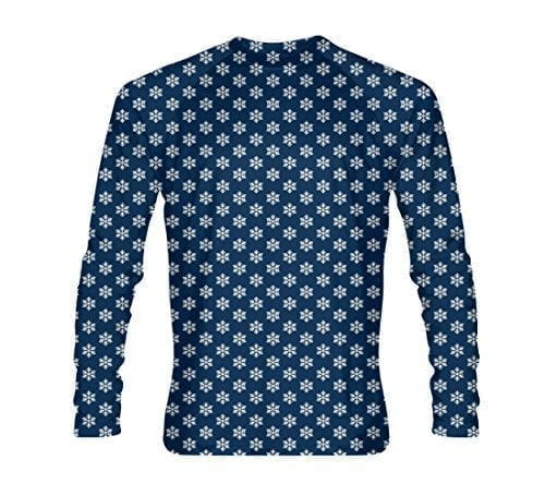 Variation-019372532200-of-LightningWear-Snowflake-Long-Sleeve-Shirt-8211-Holiday-Long-Sleeve-Shirts-8211-Christmas-B0771VTD52-253114