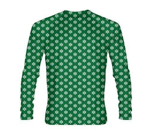 Variation-019372532224-of-LightningWear-Snowflake-Long-Sleeve-Shirt-8211-Holiday-Long-Sleeve-Shirts-8211-Christmas-B0771VTD52-253112