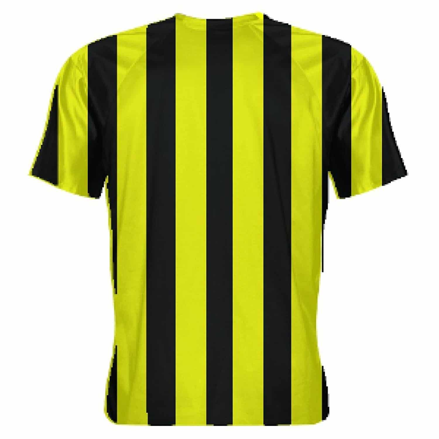 Yellow-Soccer-Jerseys-Striped-Soccer-Shirts-Custom-Soccer-Jerseys-B078NDSXFW-2