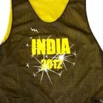 India Reversible Mesh Jerseys