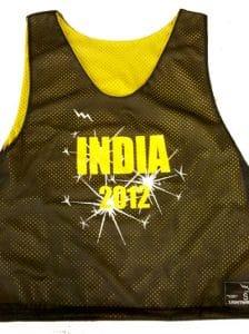 India Reversible Mesh Jerseys