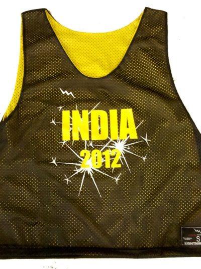 india 2012 pinnies