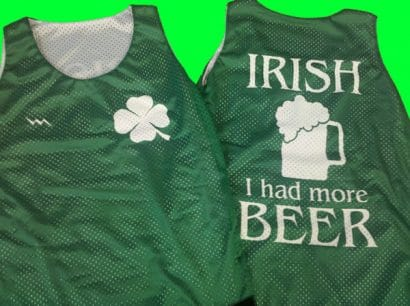 irish i were drinking pinnies